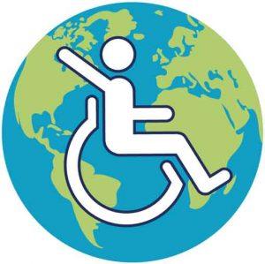 Vele gehandicapten vakanties binnen en buiten de EU | Logo-BYT-wereldbol-low | Vele gehandicapten vakanties binnen en buiten de EU