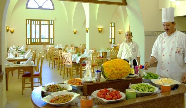 Vele gehandicapten vakanties binnen en buiten de EU | 600×350-Egypte-Rihana-Resort-Plaza-Restaurant.jpg | Vele gehandicapten vakanties binnen en buiten de EU