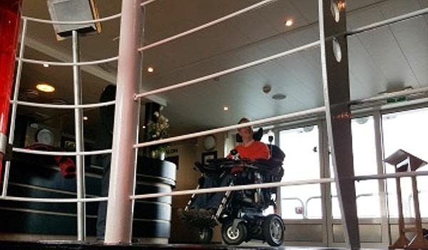 Vele gehandicapten vakanties binnen en buiten de EU | 600×350-MS-Henry-Dunant-receptie.jpg | Vele gehandicapten vakanties binnen en buiten de EU