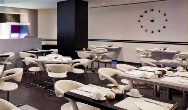 Vele gehandicapten vakanties binnen en buiten de EU | 600×350-Barcelona-Hotel-Confortel-Bel-Art-Restaurant.jpg | Vele gehandicapten vakanties binnen en buiten de EU