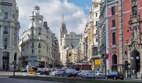 Vele gehandicapten vakanties binnen en buiten de EU | 600×350-Madrid.jpg | Vele gehandicapten vakanties binnen en buiten de EU