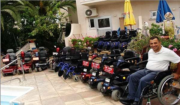 Vele gehandicapten vakanties binnen en buiten de EU | Cypres-CA-Hulp-Mobiliteitsmiddelen.jpg | Vele gehandicapten vakanties binnen en buiten de EU
