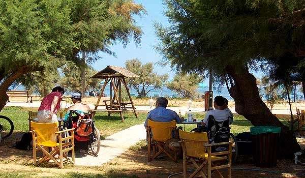 Vele gehandicapten vakanties binnen en buiten de EU | 600×350-Kreta-Eria_Resort_Tuin_4p1.jpg | Vele gehandicapten vakanties binnen en buiten de EU