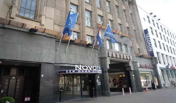 Vele gehandicapten vakanties binnen en buiten de EU | 600×350-Den-haag-Novotel-hotel.jpg | Vele gehandicapten vakanties binnen en buiten de EU