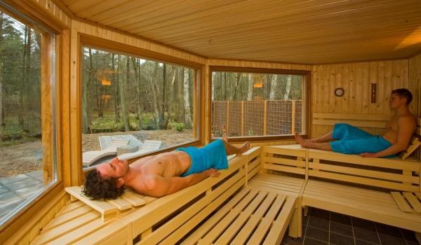 Vele gehandicapten vakanties binnen en buiten de EU | 600×350-Buiten-sauna1.jpg | Vele gehandicapten vakanties binnen en buiten de EU