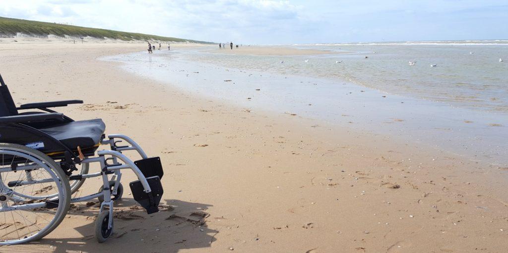 Vele gehandicapten vakanties binnen en buiten de EU | strand | Vele gehandicapten vakanties binnen en buiten de EU